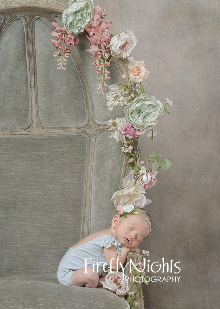 Burr Ridge newborn photographer
