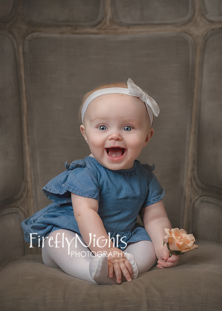 Burr Ridge baby photographer