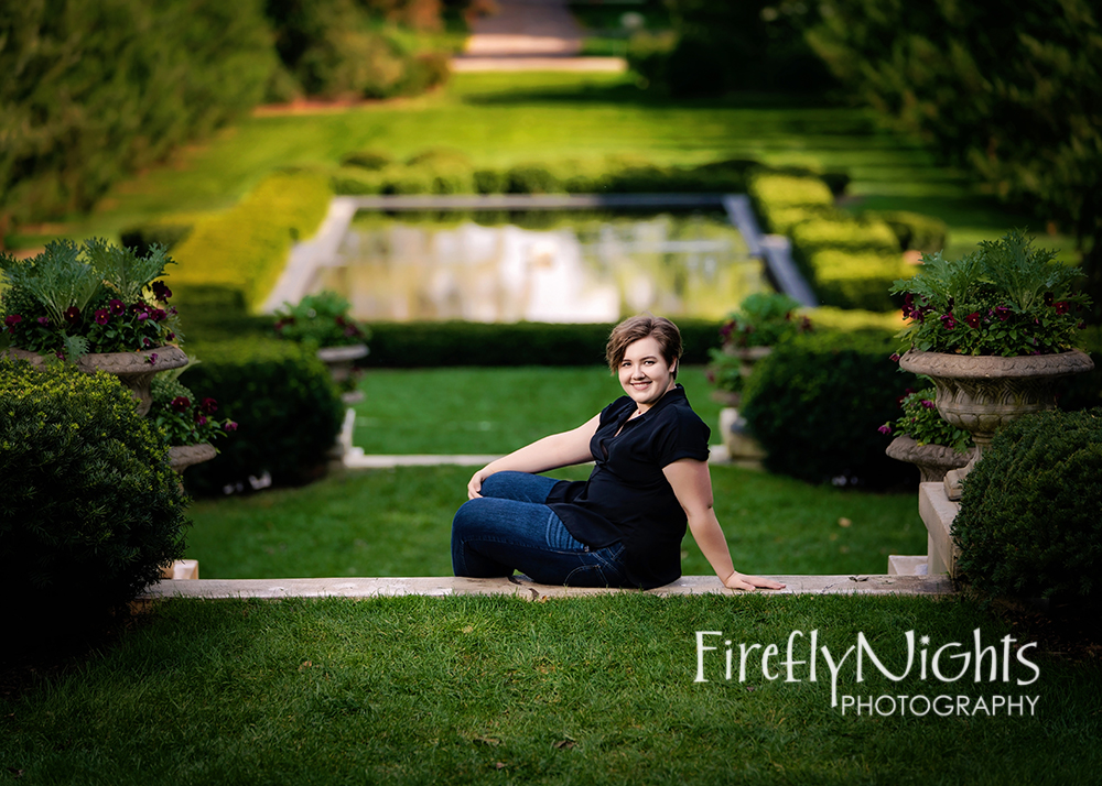 Plainfield senior photographer
