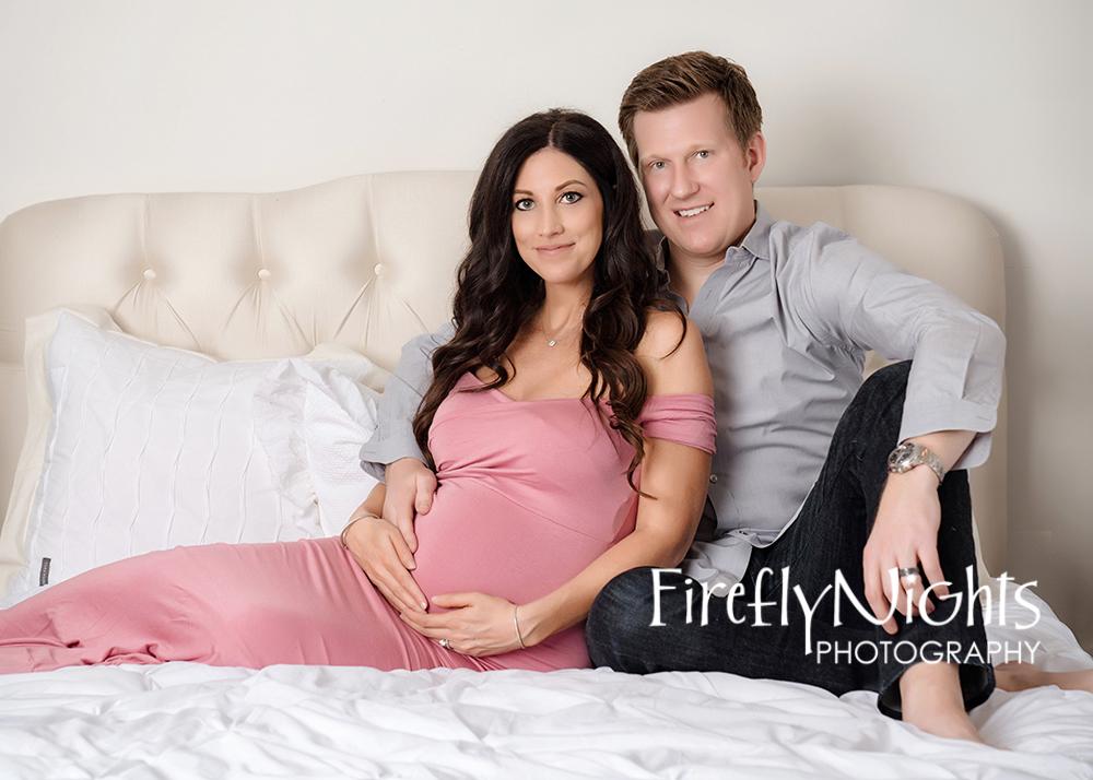 Burr Ridge maternity photographer