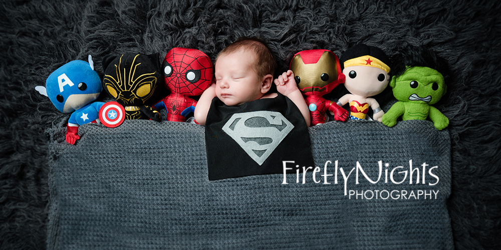 Hinsdale newborn photographer