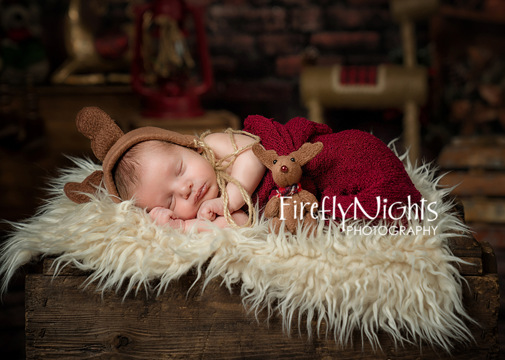 Wheaton newborn photographer