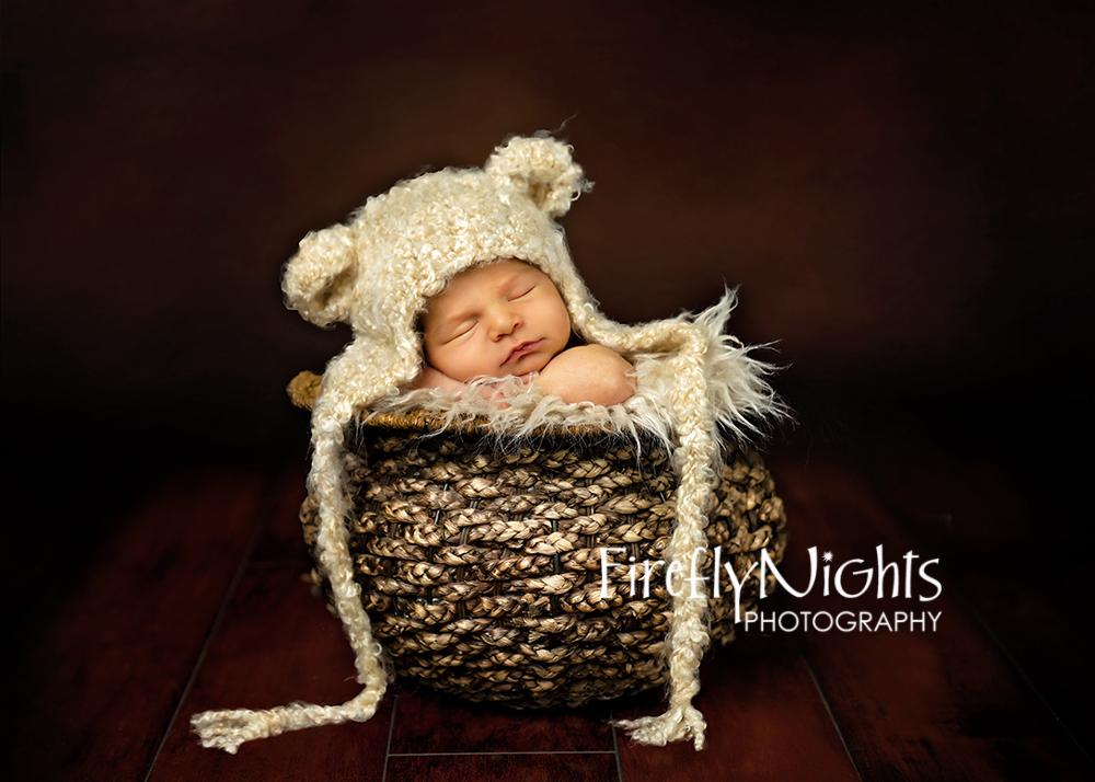 Burr Ridge newborn photographer