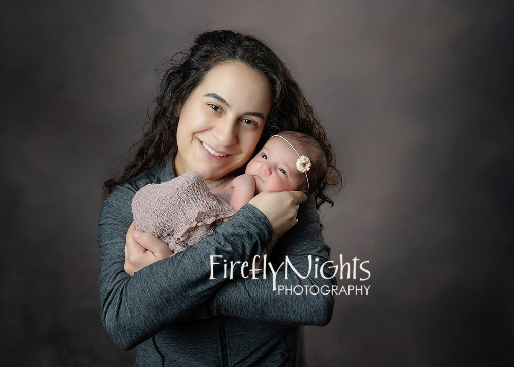 Hinsdale newborn photographer