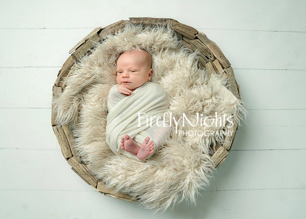 Wheaton newborn photographer