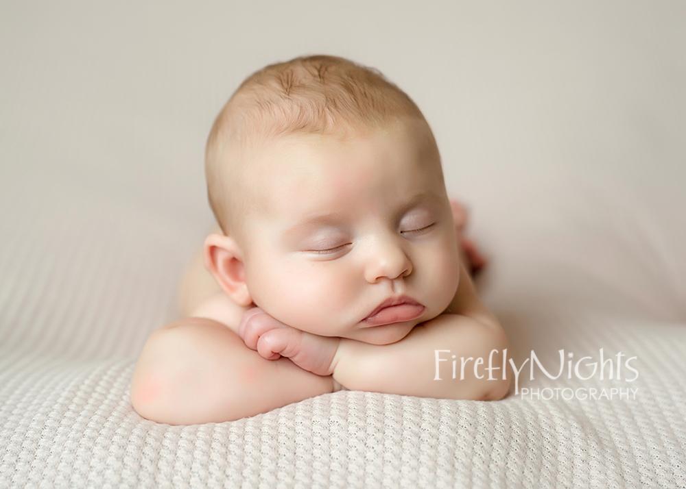 Burr Ridge baby photographer