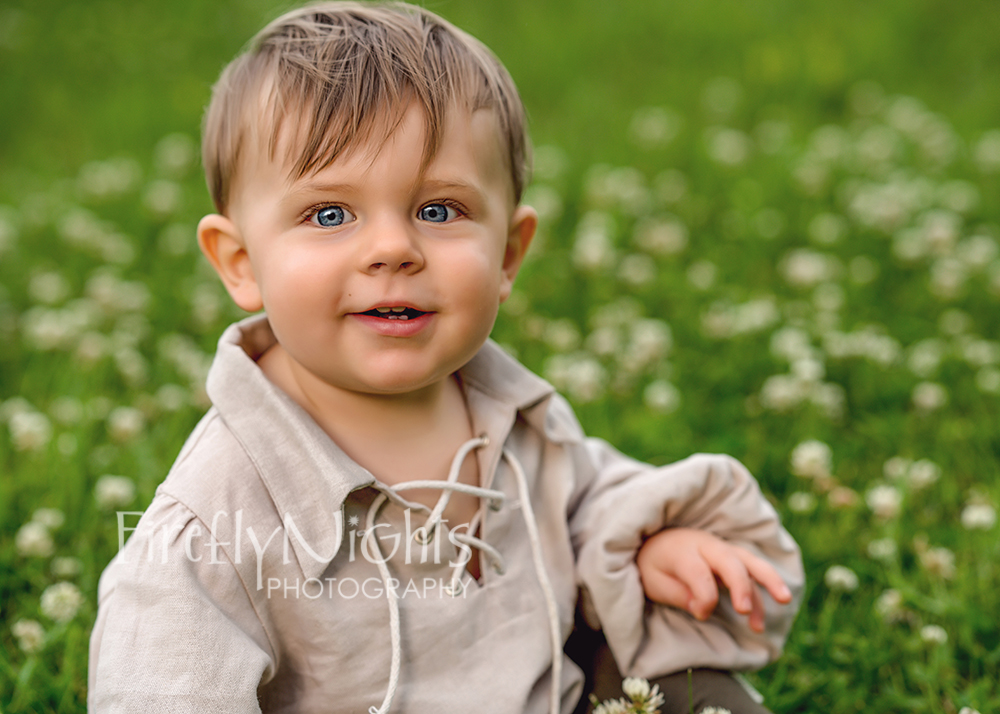 Naperville baby photographer