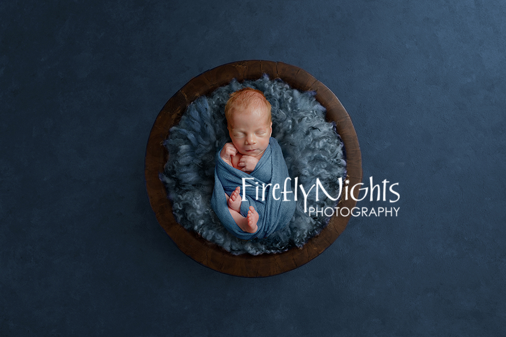 Elmhurst newborn photographer