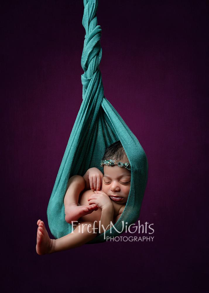 Elmhurst newborn photographer